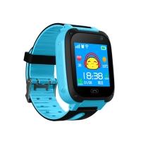 WJ.06.0012,蓝宙 儿童智能电话手表触屏游泳防水监听拍照男孩女孩中小学生-G700S蓝