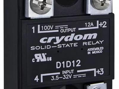 Crydom快达继电器   D1D12L  一级代理,只做原装