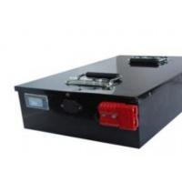 沛城定制60V/140Ah  AGV电池 智能机器人电池