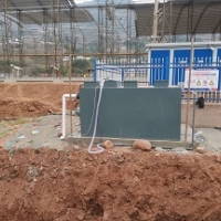 山东酒店污水处理设备调试