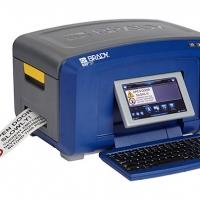 BBP37彩色雕刻工业标识标签打印机