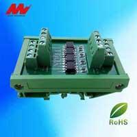 固态继电器,光MOS继电器模组YOM4