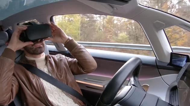 Apple Car新专利曝光