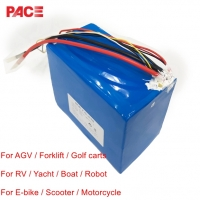 机器人电动车专用锂电池18650三元锂电池定制厂家